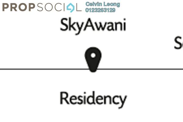 For Sale Condominium at Sentul Point, Sentul Freehold Unfurnished 2R/2B 369k
