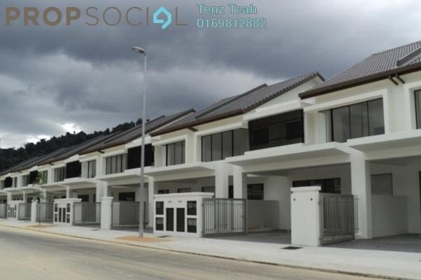 For Rent Terrace at Desa Budiman, Bandar Sungai Long Freehold Semi Furnished 4R/4B 1.9k