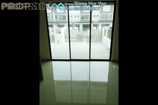 For Rent Terrace at Lakeside Residences, Puchong Leasehold Semi Furnished 4R/3B 1.9k