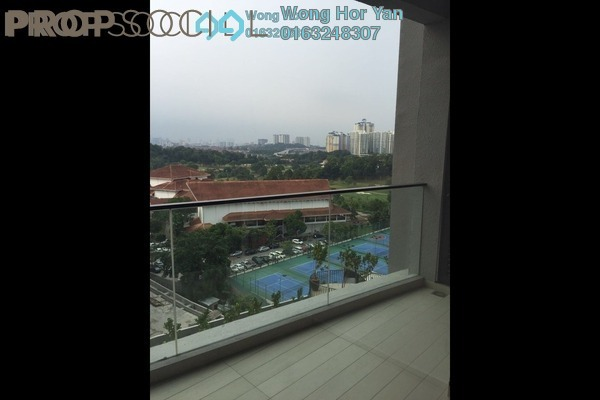 For Sale Condominium at Twin Arkz, Bukit Jalil Freehold Semi Furnished 2R/2B 910k