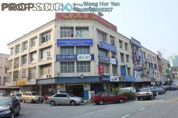 For Sale Apartment at Jalan Bandar, Pusat Bandar Puchong Freehold Unfurnished 2R/1B 260k