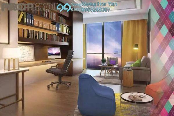 For Sale Serviced Residence at Vim 3, Bandar Menjalara Leasehold Unfurnished 1R/1B 303k