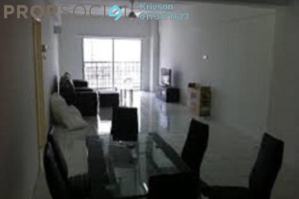 For Sale Condominium at Pandan Villa, Pandan Indah Leasehold Unfurnished 3R/2B 470k