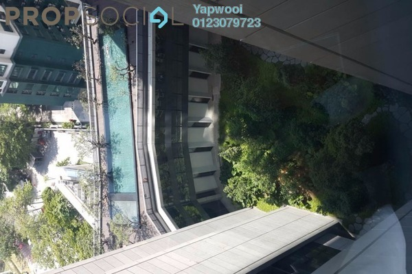 For Rent Condominium at The Troika, KLCC Freehold Fully Furnished 1R/2B 6.8k