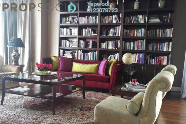For Rent Bungalow at Hartamas Heights, Dutamas Freehold Fully Furnished 6R/7B 25k
