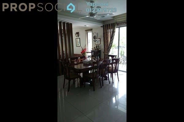 For Rent Terrace at Zenia, Desa ParkCity Freehold Fully Furnished 3R/3B 8.2k