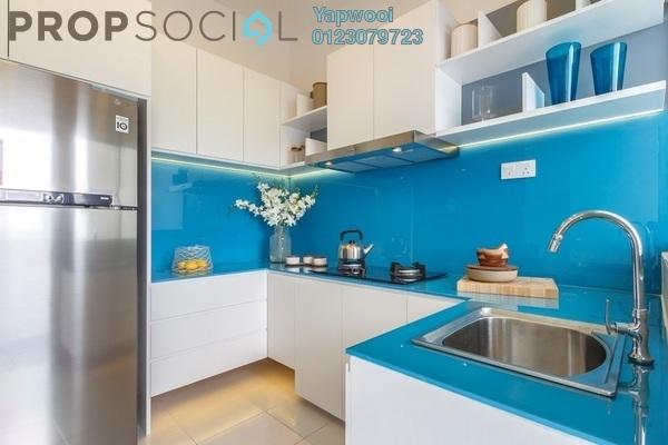 For Sale Condominium at Danau Perintis, Kuala Selangor Leasehold Unfurnished 3R/2B 315k