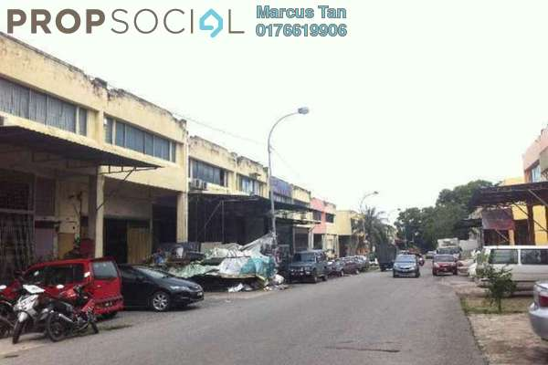 For Sale Factory at Taman Kepong, Kepong Freehold Unfurnished 0R/0B 8m