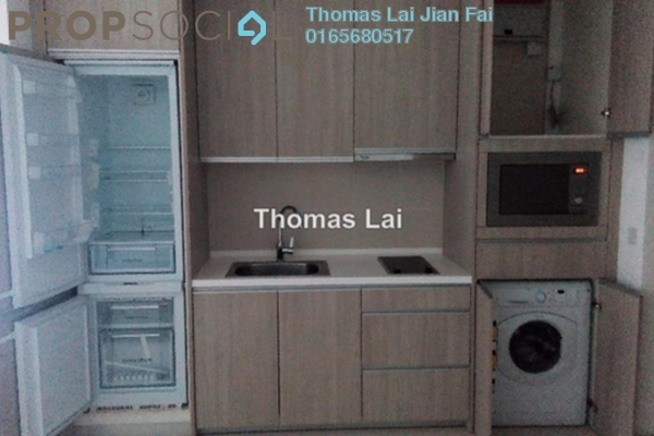 For Sale Condominium at AraGreens Residences, Ara Damansara Leasehold Semi Furnished 2R/1B 638k