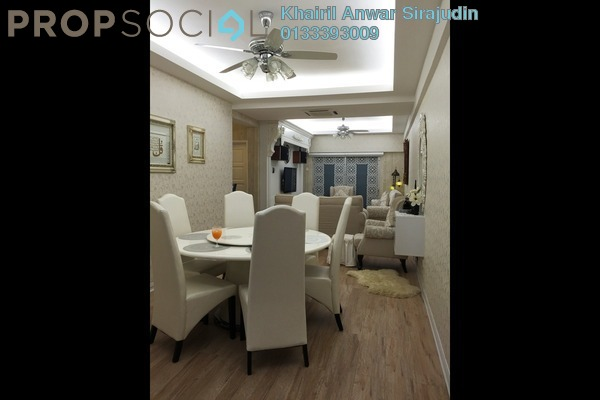 For Sale Condominium at Ampang Boulevard, Ampang Leasehold Fully Furnished 3R/2B 720k