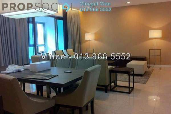 For Rent Condominium at Seni, Mont Kiara Freehold Fully Furnished 4R/5B 11k