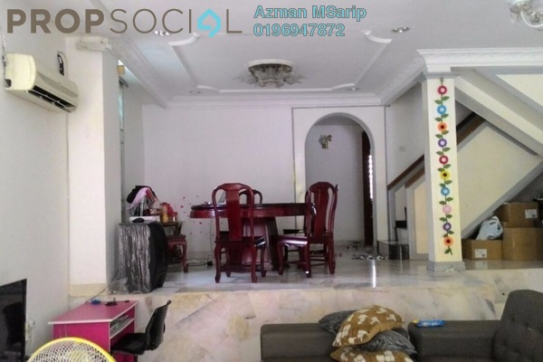 For Sale Terrace at Taman Orkid Desa, Cheras Leasehold Semi Furnished 5R/4B 1.15m