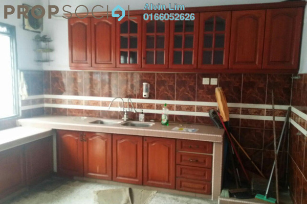For Sale Terrace at Taman Klang Utama, Klang Freehold Unfurnished 3R/2B 345k