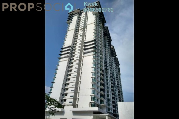 For Sale Condominium at Kiara Residence, Bukit Jalil Leasehold Unfurnished 3R/0B 599k