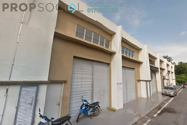For Sale Factory at Precinct 14, Putrajaya Freehold Unfurnished 1R/1B 1.1m