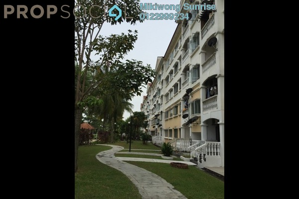 For Rent Apartment at Bandar Puteri Bangi, Kajang Freehold Unfurnished 3R/2B 1k