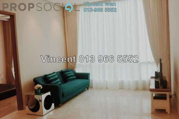 For Rent Condominium at Soho Suites, KLCC Freehold Fully Furnished 2R/1B 3.3k