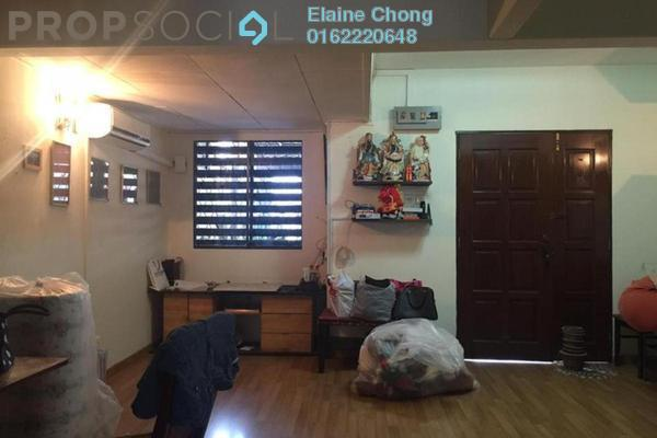 For Rent Terrace at Taman Dagang, Ampang Leasehold Semi Furnished 4R/3B 1.8k