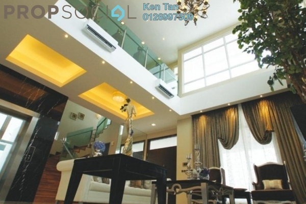For Sale Semi-Detached at Kinrara Residence, Bandar Kinrara Leasehold Unfurnished 5R/5B 1.85m