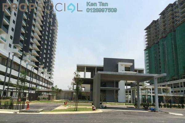 For Sale Condominium at X2 Residency, Puchong Leasehold Unfurnished 5R/5B 680k