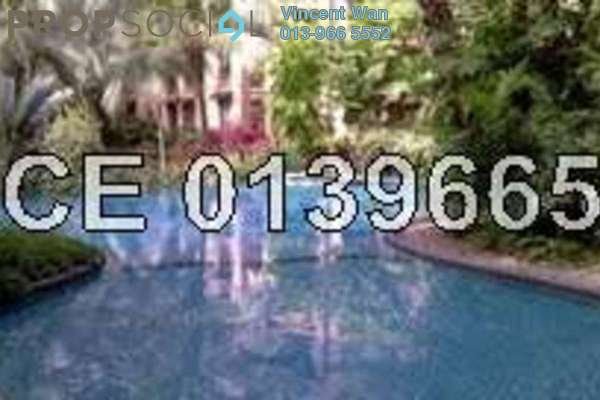 For Rent Condominium at Kampung Warisan, Setiawangsa Freehold Fully Furnished 3R/2B 3.9k