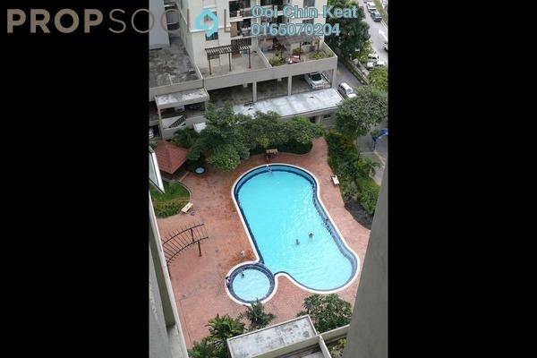For Rent Condominium at Mentari Condominium, Bandar Sri Permaisuri Leasehold Semi Furnished 3R/2B 1.4k