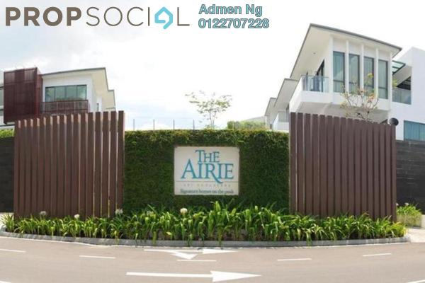 For Sale Semi-Detached at The Airie, Bandar Sri Damansara Freehold Unfurnished 5R/6B 2.3m