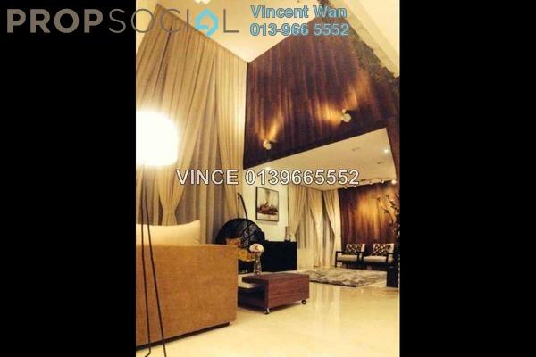 For Rent Condominium at Lumina Kiara, Mont Kiara Freehold Fully Furnished 3R/4B 12k