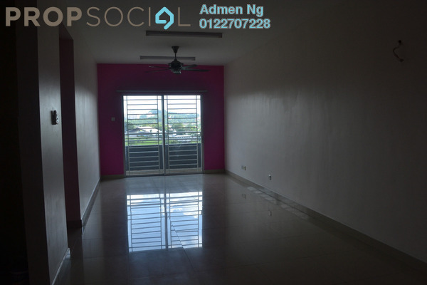 For Rent Condominium at Kinrara Mas, Bukit Jalil Freehold Unfurnished 4R/0B 1.45k