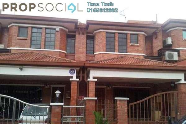 For Sale Terrace at Bukit Sungai Long 1, Bandar Sungai Long Freehold Unfurnished 4R/3B 658k