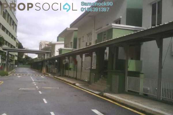 For Sale Townhouse at Casa Desa, Taman Desa Freehold Semi Furnished 2R/2B 820.0千