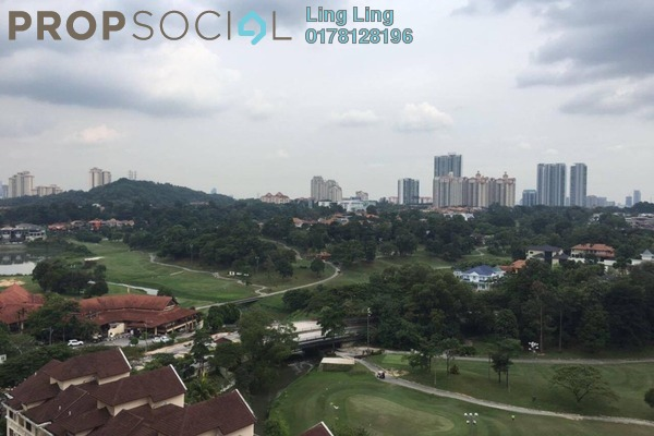 For Rent Condominium at Casa Indah 1, Tropicana Leasehold Fully Furnished 3R/2B 2.3k