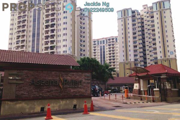 For Rent Condominium at Aseana Puteri, Bandar Puteri Puchong Freehold Unfurnished 3R/2B 1.6k