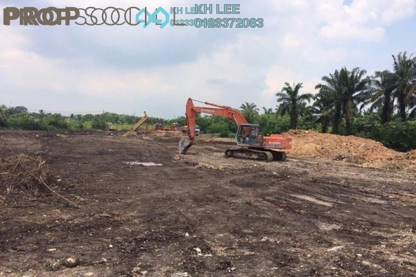 For Rent Land at Kampung Batu 9 Kebun Baru, Telok Panglima Garang Freehold Unfurnished 0R/0B 12.0千