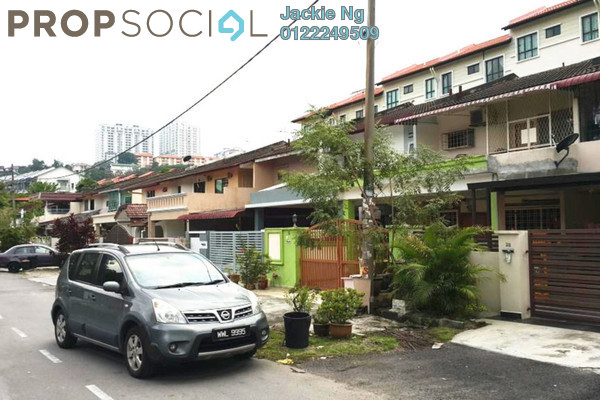 For Sale Terrace at Taman Suria Jaya, Cheras South Leasehold Semi Furnished 5R/4B 668k
