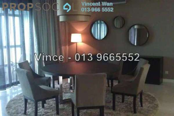 For Rent Condominium at Seni, Mont Kiara Freehold Fully Furnished 4R/5B 13k