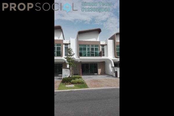 For Rent Terrace at Setia Eco Glades, Cyberjaya Freehold Semi Furnished 3R/4B 2.5k