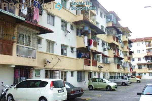 For Sale Condominium at Taman Cheras Awana, Cheras Freehold Semi Furnished 3R/2B 185k