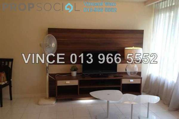 For Rent Condominium at 38 Bidara, Bukit Ceylon Freehold Fully Furnished 1R/2B 3k