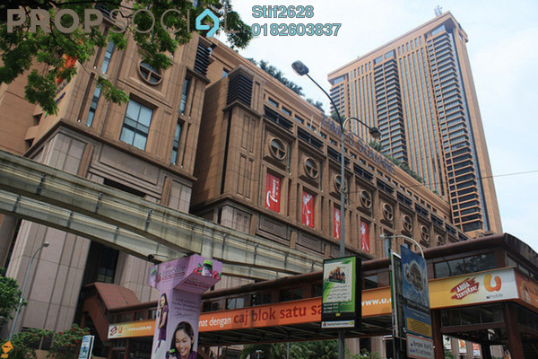 For Rent Shop at Berjaya Times Square, Bukit Bintang Freehold Semi Furnished 0R/0B 6.8k