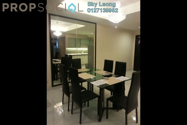 For Rent Condominium at Kiara Designer Suites, Mont Kiara Freehold Unfurnished 3R/2B 3.6k