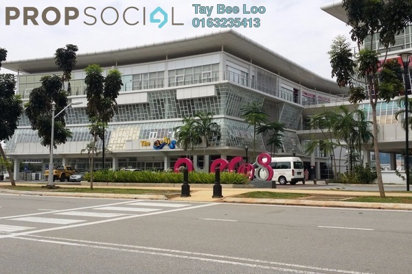 For Sale Shop at Precinct 8, Putrajaya Freehold Unfurnished 0R/0B 2.1m
