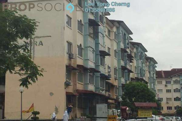 For Sale Apartment at Wira Apartment, Cheras South Freehold Unfurnished 3R/2B 170k