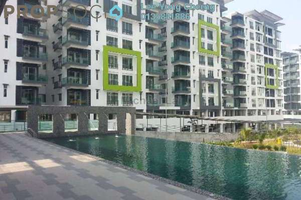 For Rent Condominium at Mahkota Garden Condominium, Bandar Mahkota Cheras Freehold Fully Furnished 4R/3B 1.6k