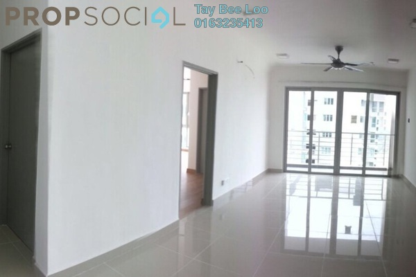 For Rent Condominium at Gardenz @ One South, Seri Kembangan Leasehold Semi Furnished 3R/2B 1.5k