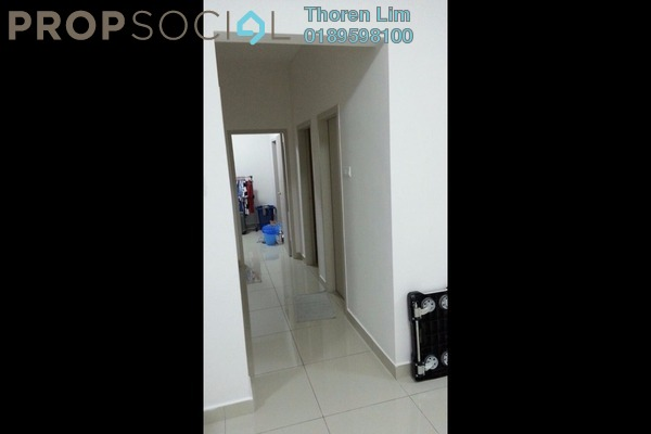 For Sale Condominium at Gardens Ville, Sungai Ara Freehold Semi Furnished 3R/2B 520k