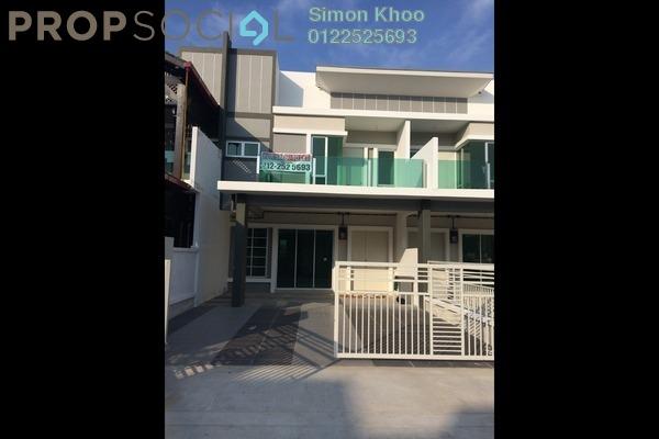 For Sale Terrace at Bandar Sri Sendayan, Seremban Freehold Unfurnished 4R/4B 430.0千