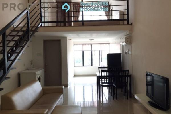 For Rent Serviced Residence at Subang SoHo, Subang Jaya Freehold Fully Furnished 1R/1B 1.7k