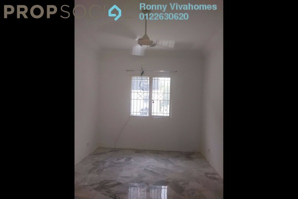 For Rent Apartment at Sri Cempaka Apartment, Bandar Puchong Jaya Freehold Unfurnished 3R/2B 1k