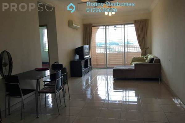 For Sale Condominium at Koi Tropika, Puchong Leasehold Fully Furnished 3R/2B 390k